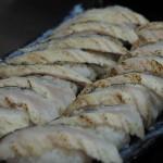 焼霜の握り寿司